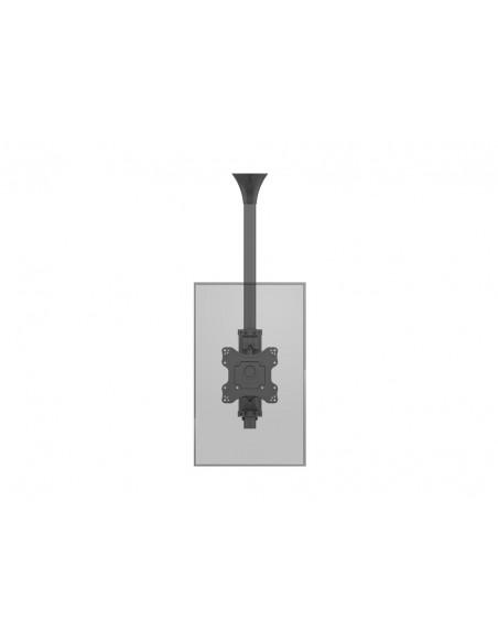 """Multibrackets 6416 kyltin näyttökiinnike 106.7 cm (42"""") Musta Multibrackets 7350073736416 - 14"""