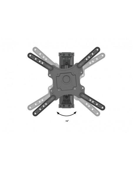 """Multibrackets 6423 fäste för skyltningsskärm 106.7 cm (42"""") Svart Multibrackets 7350073736423 - 12"""