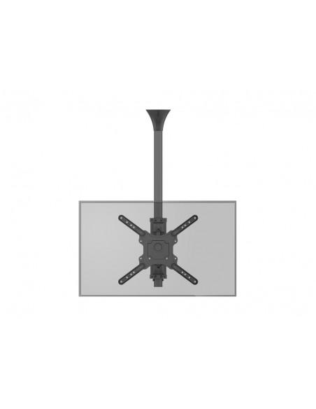 """Multibrackets 6423 fäste för skyltningsskärm 106.7 cm (42"""") Svart Multibrackets 7350073736423 - 14"""