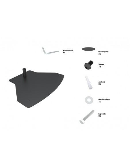 Multibrackets M Pro Series - Base Plate Multibrackets 7350073736447 - 7