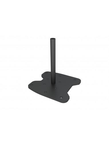 Multibrackets M Pro Series - Bolt Down Floor Plate Multibrackets 7350073736584 - 1