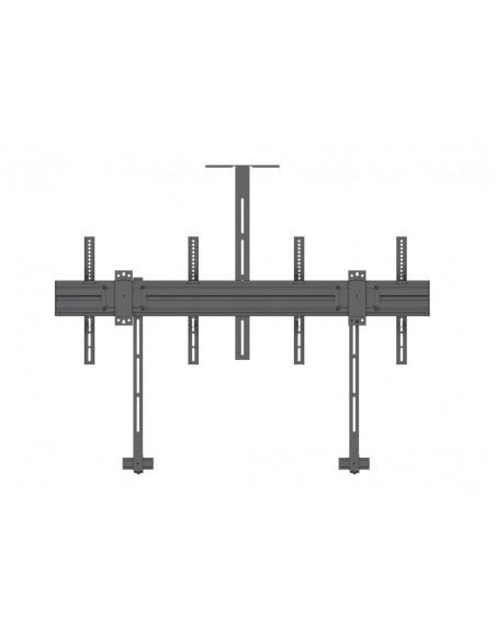 """Multibrackets 6621 kyltin näyttökiinnike 165.1 cm (65"""") Musta Multibrackets 7350073736621 - 4"""