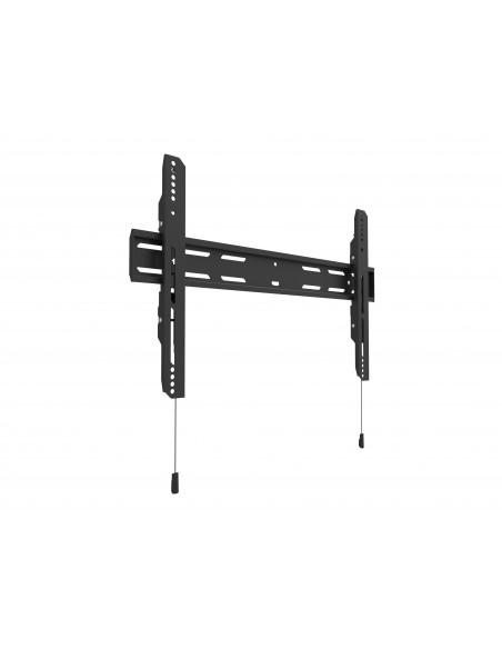 """Multibrackets 7350073736683 litteiden näyttöjen seinäkiinnike 190,5 cm (75"""") Musta Multibrackets 7350073736683 - 1"""