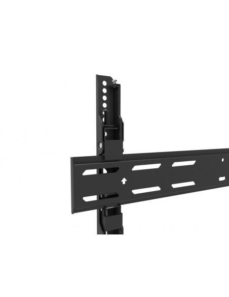 """Multibrackets 7350073736683 litteiden näyttöjen seinäkiinnike 190,5 cm (75"""") Musta Multibrackets 7350073736683 - 4"""