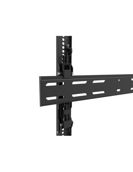 """Multibrackets 6690 TV-kiinnike 190.5 cm (75"""") Musta Multibrackets 7350073736690 - 5"""