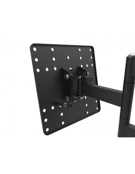 """Multibrackets 6843 TV-kiinnike 109.2 cm (43"""") Musta Multibrackets 7350073736843 - 8"""
