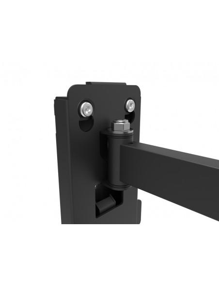 """Multibrackets 6843 TV-kiinnike 109.2 cm (43"""") Musta Multibrackets 7350073736843 - 11"""