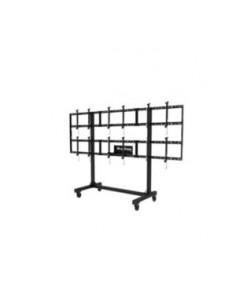 Peerless DS-C555-3X2 multimedia cart/stand Flat panel Peerless DS-C555-3X2 - 1