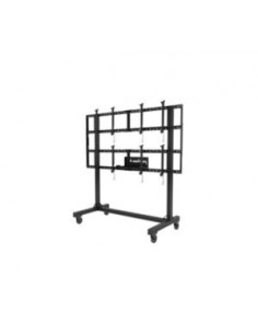 Peerless DS-C560-2X2 multimedia cart/stand Black PC Peerless DS-C560-2X2 - 1