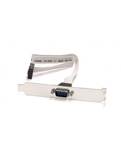 Supermicro COM Port DTK (Serial Port) Cable, 9-pin, Pb-free Vit Supermicro CBL-0010L - 1