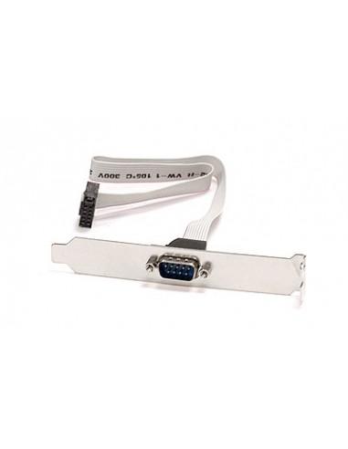Supermicro COM Port DTK (Serial Port) Cable, 9-pin, Pb-free Vit Supermicro CBL-0010L - 1