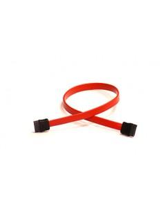 Supermicro SATA Cable, 35cm, Pb-free SATA-kaapeli 0.35 m Punainen Supermicro CBL-0061L - 1