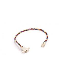 Supermicro Power Cord, 4-pin, 27cm Monivärinen 0.27 m Supermicro CBL-0088L - 1