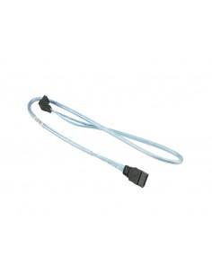 Supermicro CBL-0227L SATA cable 0.48 m Blue Supermicro CBL-0227L - 1