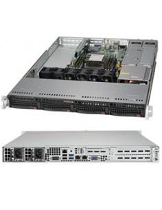 Supermicro CSE-815TQC-R504WB2 tietokonekotelo Teline Musta 500 W Supermicro CSE-815TQC-R504WB2 - 1