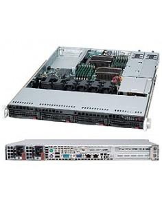 Supermicro SuperChassis 815TQC-R706WB2 Rack Black 750 W Supermicro CSE-815TQC-R706WB2 - 1