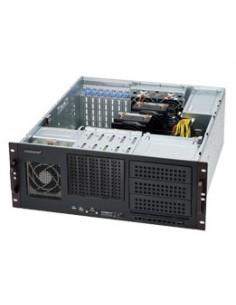 Supermicro CSE-842I-500B tietokonekotelo Teline Musta 500 W Supermicro CSE-842I-500B - 1