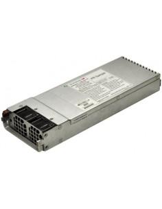 Supermicro PWS-1K41F-1R virtalähdeyksikkö 1200 W 24-pin ATX 1U Harjattu teräs Supermicro PWS-1K41F-1R - 1