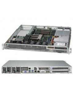 Supermicro 1028R-WMR Intel® C612 LGA 2011 (Socket R) Rack (1U) Grå Supermicro SYS-1028R-WMR - 1
