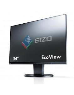 """EIZO FlexScan EV2450 60.5 cm (23.8"""") 1920 x 1080 pixels Full HD LED Black Eizo EV2450-BK-UK - 1"""