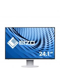 "EIZO FlexScan EV2457 61.2 cm (24.1"") 1920 x 1200 pixels WUXGA LED White Eizo EV2457-WT - 1"