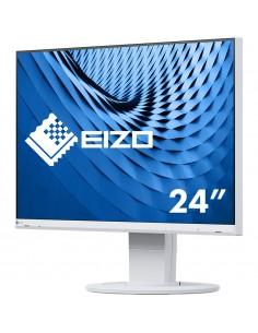 "EIZO FlexScan EV2460-WT LED display 60.5 cm (23.8"") 1920 x 1080 pikseliä Full HD Valkoinen Eizo EV2460-WT - 1"