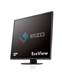"EIZO FlexScan EV2730Q 67.3 cm (26.5"") 1920 x pixlar LED Svart Eizo EV2730Q-BK - 1"