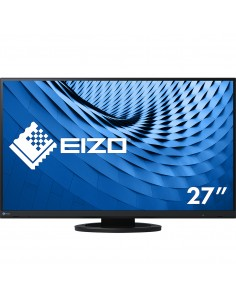 "EIZO FlexScan EV2760-BK LED display 68.6 cm (27"") 2560 x 1440 pikseliä Quad HD Musta Eizo EV2760-BK - 1"