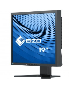"EIZO FlexScan S1934H 48.3 cm (19"") 1280 x 1024 pikseliä SXGA LED Musta Eizo S1934H-BK - 1"