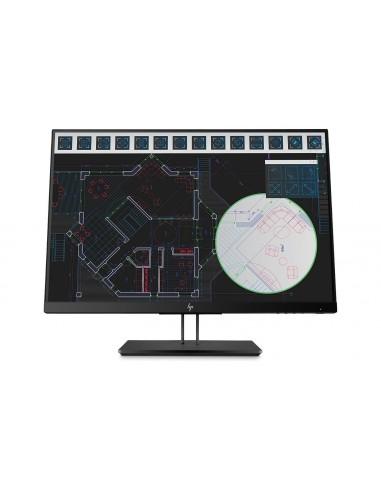 "HP Z24i G2 61 cm (24"") 1920 x 1200 pixlar WUXGA LED Svart Hp 1JS08A4#ABB - 1"