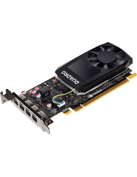 HP NVIDIA Quadro P1000 4GB GDDR5 Hp 1ME01AA - 2