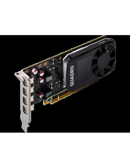 HP NVIDIA Quadro P1000 4GB GDDR5 Hp 1ME01AA - 4
