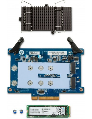 HP Z Turbo -aseman 1 Tt:n TLC (Z8G4) SSD -moduuli Hp 1PD55AA - 1