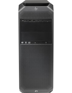 HP Z6 G4 4108 Mini Tower Intel® Xeon Silver 32 GB DDR4-SDRAM 1000 HDD Windows 10 Pro Arbetsstation Svart Hp 2WU44EA#UUW - 1
