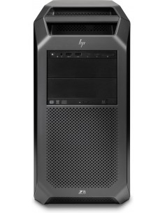 HP Z8 G4 4108 Tower Intel Xeon Silver 64 GB DDR4-SDRAM 1000 SSD Windows 10 Pro for Workstations Workstation Black Hp 2WU48EA#UUW
