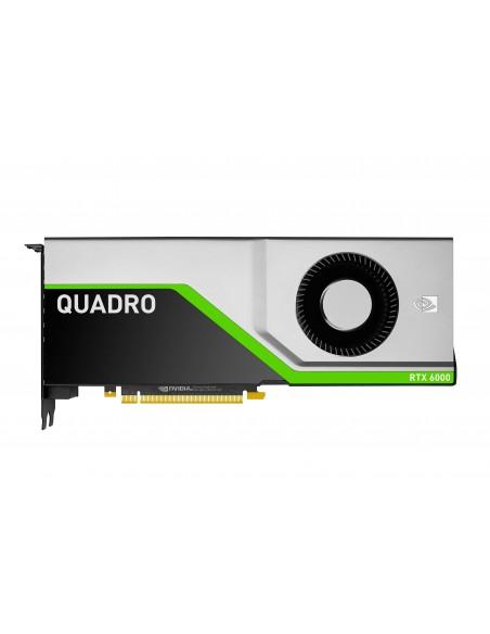 HP 5JH80AA näytönohjain NVIDIA Quadro RTX 6000 24 GB GDDR6 Hp 5JH80AA - 4