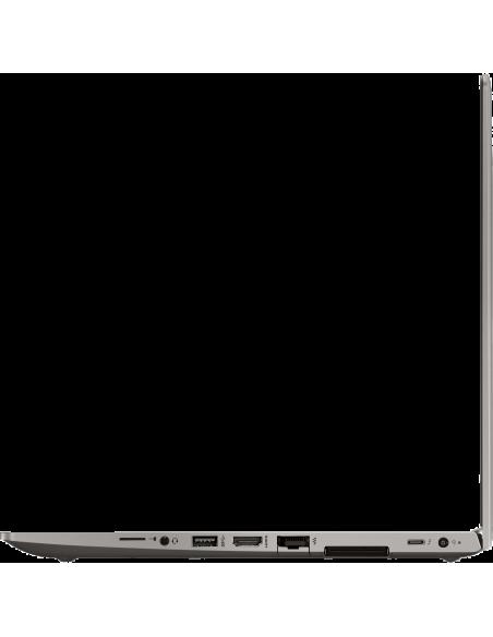 """HP ZBook 14u G6 Mobil arbetsstation 35.6 cm (14"""") 1920 x 1080 pixlar Pekskärm 8:e generationens Intel® Core™ i7 16 GB Hp 6TP72EA"""