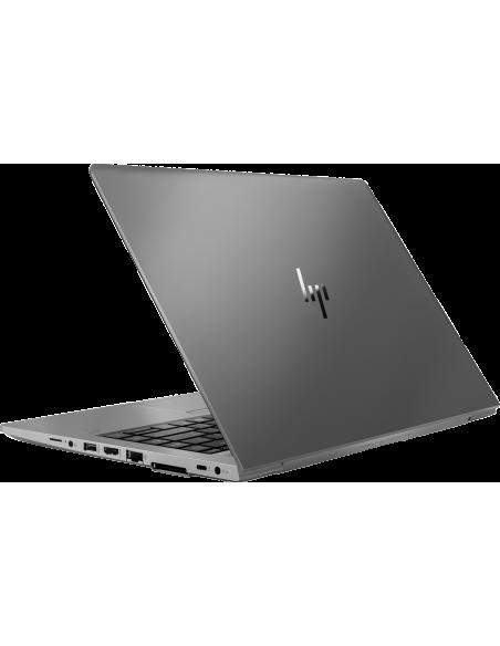 "HP ZBook 14u G6 Mobiilityöasema 35.6 cm (14"") 1920 x 1080 pikseliä Kosketusnäyttö 8. sukupolven Intel® Core™ i7 16 GB Hp 6TP72EA"