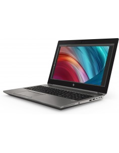 "HP ZBook 15 G6 Mobiilityöasema 39.6 cm (15.6"") 1920 x 1080 pikseliä 9. sukupolven Intel® Core™ i9 64 GB DDR4-SDRAM 512 SSD Hp 6T"