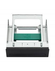 HP NQ099AA asemapaikkaan asennettava paneeli Musta, Harmaa Hp NQ099AA - 1
