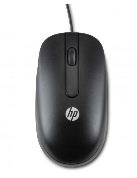 HP PS/2 Mouse hiiri Optinen 800 DPI Molempikätinen Hp QY775AA - 1