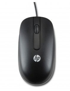 HP USB Optical Scroll mouse Ambidextrous Type-A 800 DPI Hp QY777AA - 1