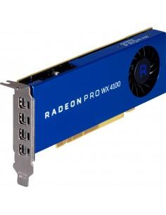 HP AMD Radeon Pro WX 4100-grafikkort 4 GB Hp Z0B15AA - 1