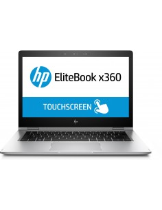 "HP EliteBook x360 1030 G2 Hybridi (2-in-1) 33.8 cm (13.3"") 1920 x 1080 pikseliä Kosketusnäyttö 7. sukupolven Intel® Core™ i5 8 H"